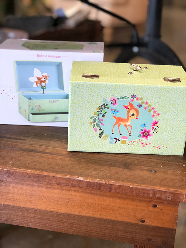 Intuition of Murray | Kids | Fawn Treasure Box