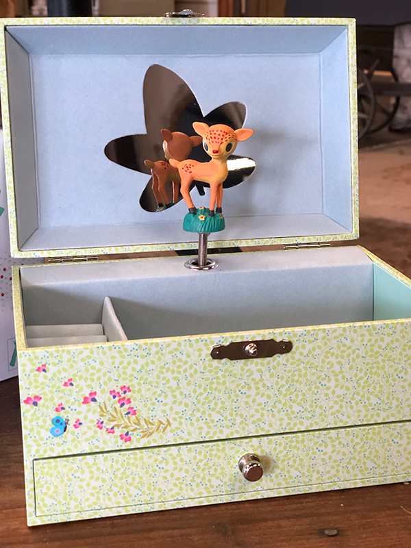 Intuition of Murray   Kids   Fawn Treasure Box