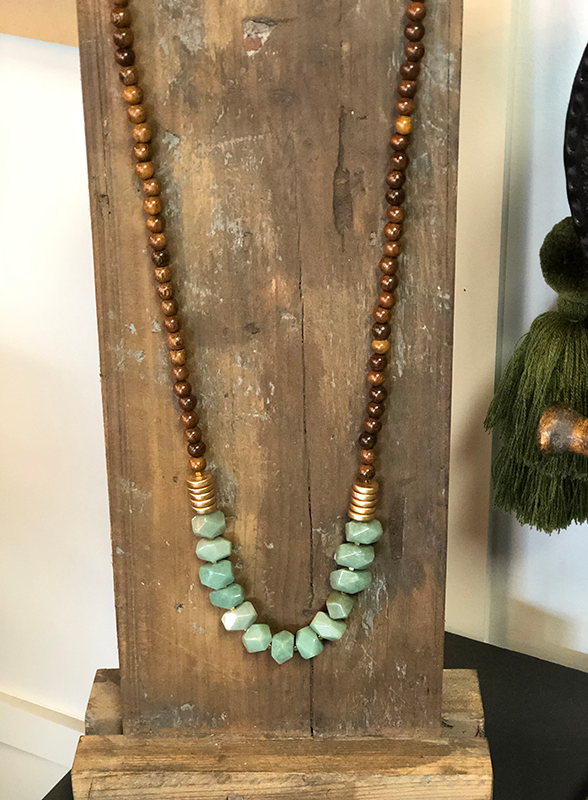 Intuition of Murray | Jewelry | Angelica Necklace | Turquoise