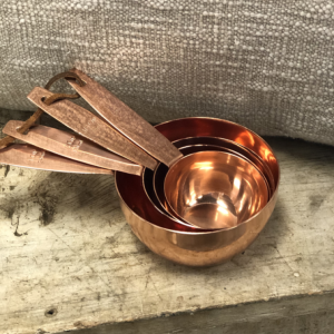 Intuition of Murray | Home | Kentucky | Copper Measuring Cups