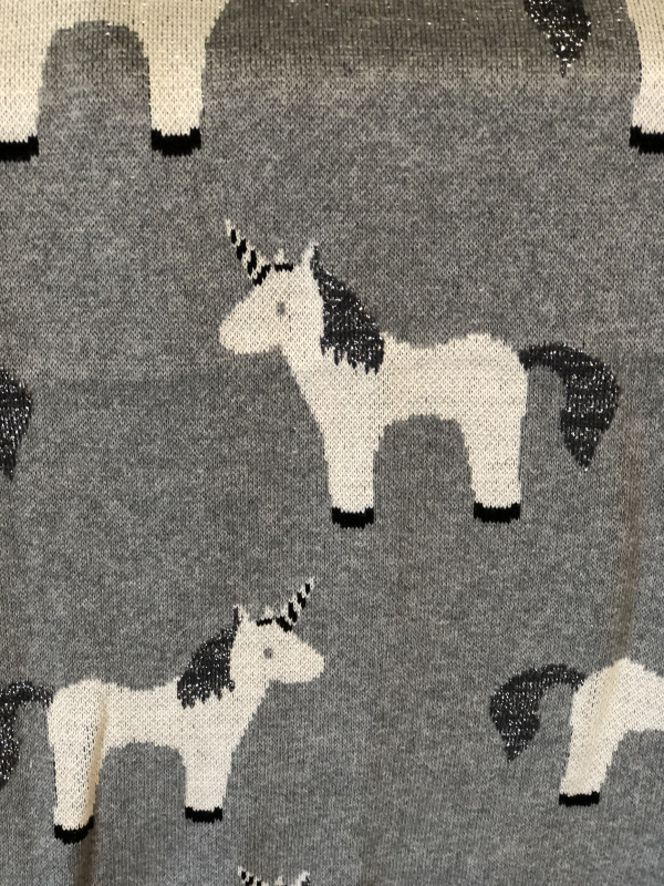 Intuition of Murray | Little Ones | Kentucky | Home | Unicorn Throw